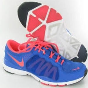 NIKE Breathe Flex Trainer 2 Blue & Pink